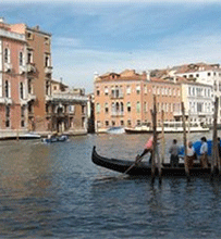 Venice, Italy Apartment Rental on The Grand Canal